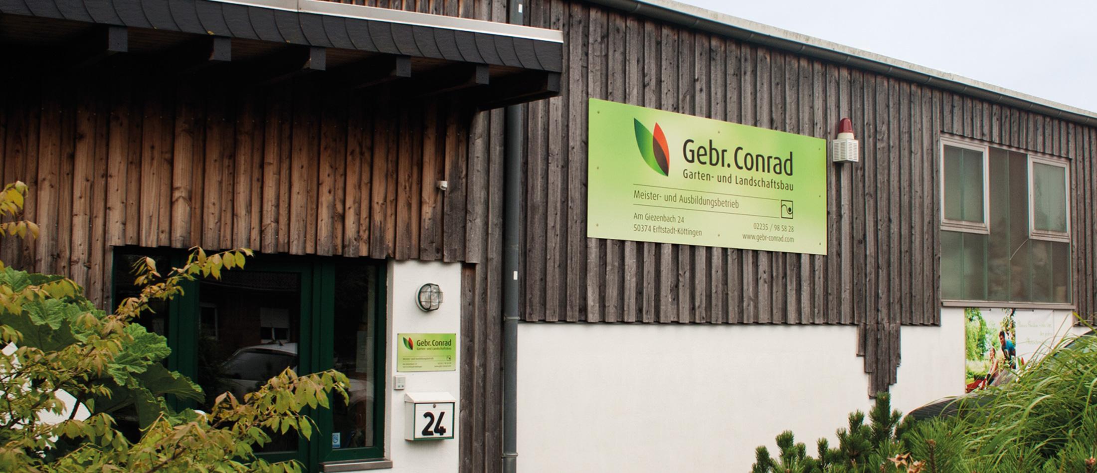 Gebr. Conrad Garten- und Landschaftsbau, Erftstadt, Köln