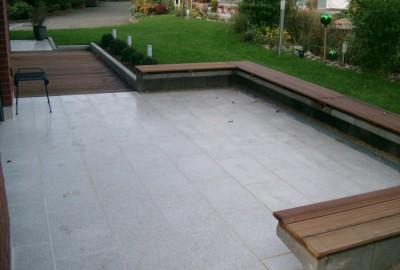 Stein Terasse Gartenbau Landschaftsbau Erftstadt Köln